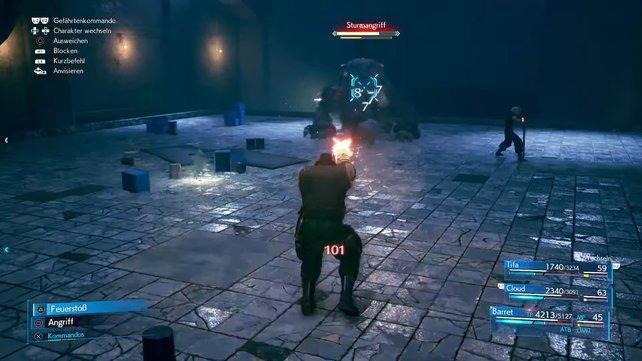 Nutzt eine gute Rollenverteilung und seht Arcos Angriffe voraus, um entsprechend den Gegenschlag zu planen.