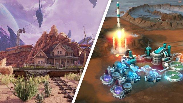 Epic Store: Holt euch jetzt zwei Sci-Fi-Games gratis.