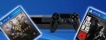 Schnäppchen des Tages: PlayStation 4 (1TB) mit zwei Spielen für 399 Euro