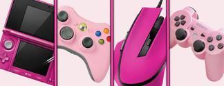 Kolumnen: Gaming-Zubehör für Frauen: Das Problem mit der Farbe Rosa