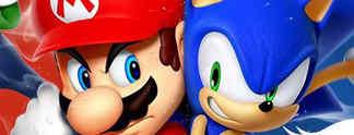 Nintendo kündigt drei neue Spiele an: Dr. Mario, Chibi Robo und Mario und Sonic
