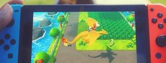 Pokémon Let's Go: So unterscheiden sich die beiden Versionen