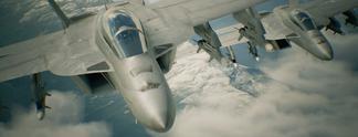 Vorschauen: Ace Combat 7: Stürmische Luftkämpfe bei Wind und Wetter