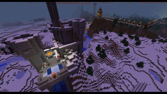 In anderen Spielen sorgt DirectX für einen Grafiksprung, in Minecraft nur für eine marginal feinere Optik.
