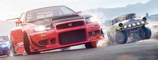 Need for Speed - Payback: Für kurze Zeit stark reduziert im PlayStation Store