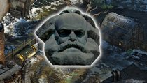 Entwickler danken Marx und Engels bei Preisübergabe