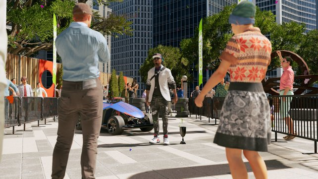 Watch Dogs 2: Wie ihr seht, geht es hier nur um Trophäen und Erfolge.