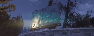 Panorama: Spielerin baut beeindruckendes Camp unter der Map