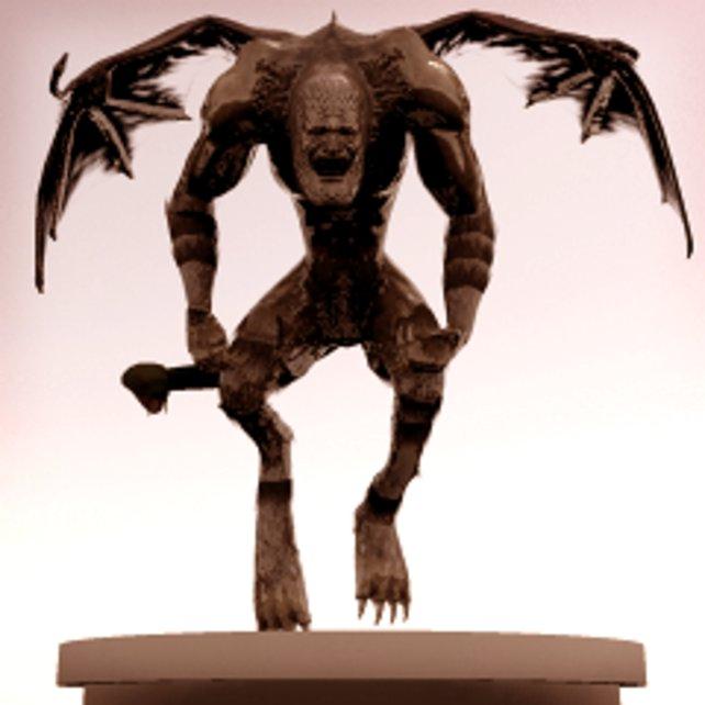 Wer sich an diesen Mistkerl aus Demon's Souls erinnert, weiß ungefähr, was man zu erwarten hat.