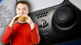 Kurioser PS5-Controller