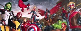 Gewinnspiel | Holt euch Marvel Ultimate Alliance 3, Figuren von Hasbro und einen Ant-Man-Helm