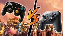 Gamecube- vs. Pro Controller - Welche Steuerung ist die beste?