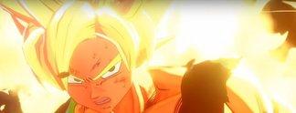 """Erster Trailer und Infos zum """"Dragon Ball""""-Rollenspiel"""