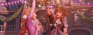 Kingdom Hearts 3: Darum sind Star Wars und Marvel nicht dabei