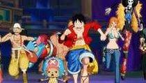 <span></span> One Piece - Unlimited World Red: Neuauflage kommt auch nach Deutschland