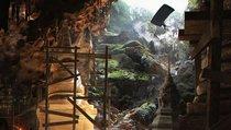 Mit dem Fallschirm durchs Höhlensystem