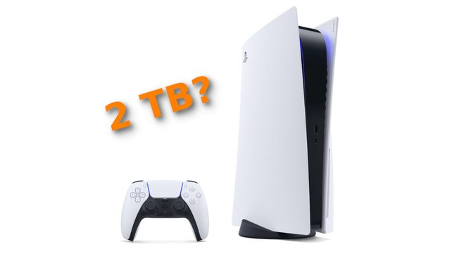 Plant Sony doch eine Erweiterung des Speicherplatz für die PS5? (Bildquelle: Sony)