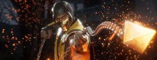 Mortal Kombat 11: Brutale Spielszenen und Kollector's Edition mit Maske
