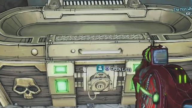 Um solche Truhen in Borderlands 2 öffnen zu können, benötigt ihr Goldene Schlüssel.