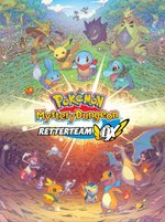 Pokémon Mystery Dungeon: Retterteam DX