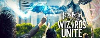 Harry Potter - Wizards Unite: So weit liegt das Mobile-Game hinter Pokémon GO
