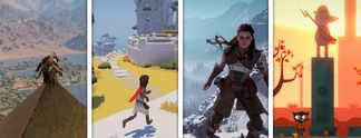 Specials: Die schönsten Spiele des Jahres 2017