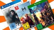 Holt euch jetzt noch drei Top-Games zum Sparpreis