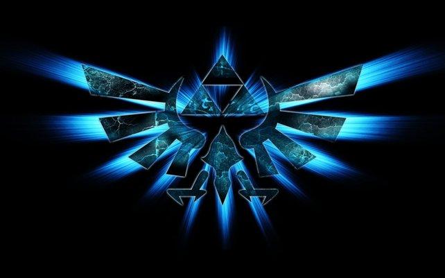 Ein neues Zelda braucht die Welt. Könnte das das neue Logo sein?
