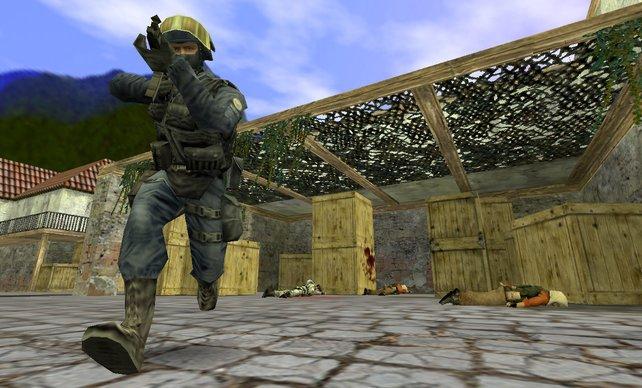 Die beliebte Version 1.6 von Counter-Strike ist nicht totzukriegen. Jetzt sogar im Browser spielbar!