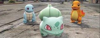 GTA 5 | Pokémon-Gang macht Los Santos unsicher