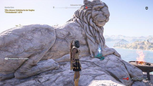 Haltet eure Augen bei Assassin's Creed - Odyssey offen, denn sonst überseht ihr Oreichalkos. Und so sieht das Mineral aus.