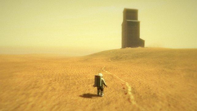 Willkommen im Dreck! Lifeless Planet ist speziell zu Beginn eine spannende Reise in eine fremde Welt.