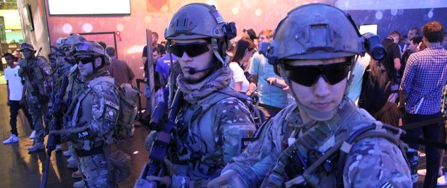 Zombie Swat Köln