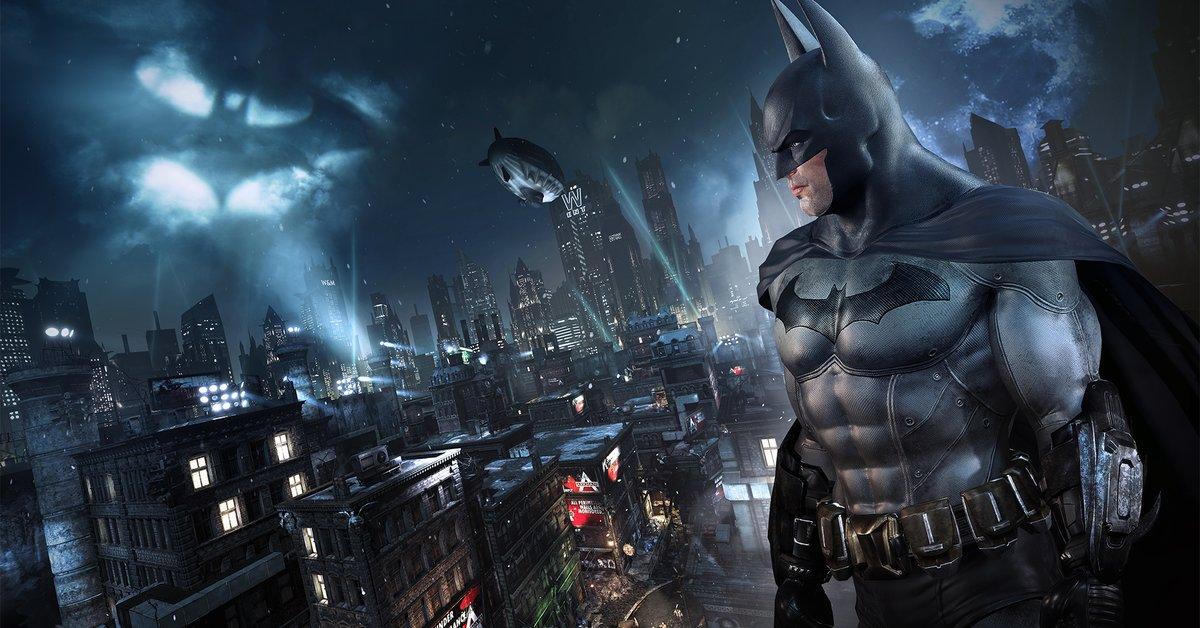 Epic Games Store | Sechs Batman-Spiele für kurze Zeit kostenlos
