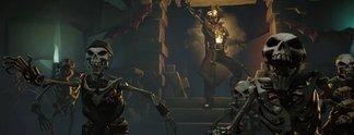 Sea of Thieves: Spieleransturm sorgt für technische Probleme