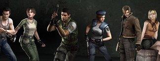 Resident Evil: Switch-Portierungen ab Mai erhältlich