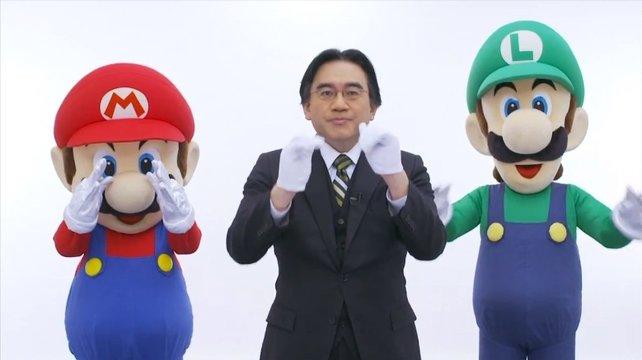 Was das Wort Nintendo bedeutet, wäre doch mal ein hübsches Thema für die nächste Nintendo-Direct-Ausgabe, oder?