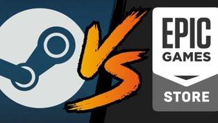 Epic Games Store vs. Steam