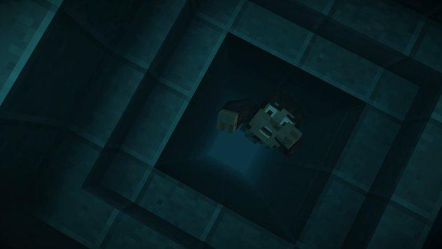 In Episode 3 gibt es so einige Unannehmlichkeiten für Held Jesse.