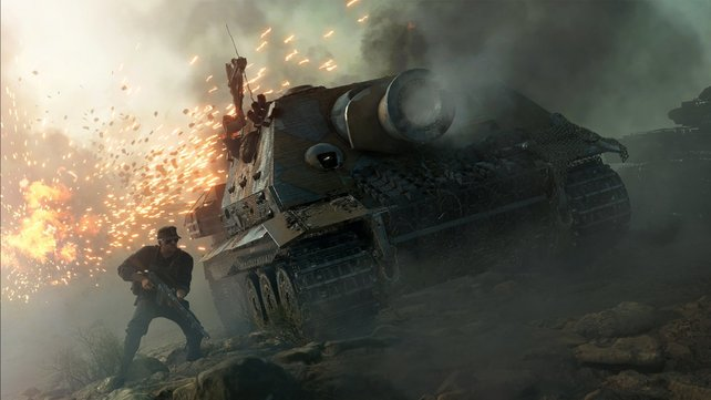 Nur vor Panzern macht die neue, unbeliebte Time-To-Kill Halt.