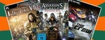 Schnäppchen des Tages: Ubisoft-Spiele im Angebot