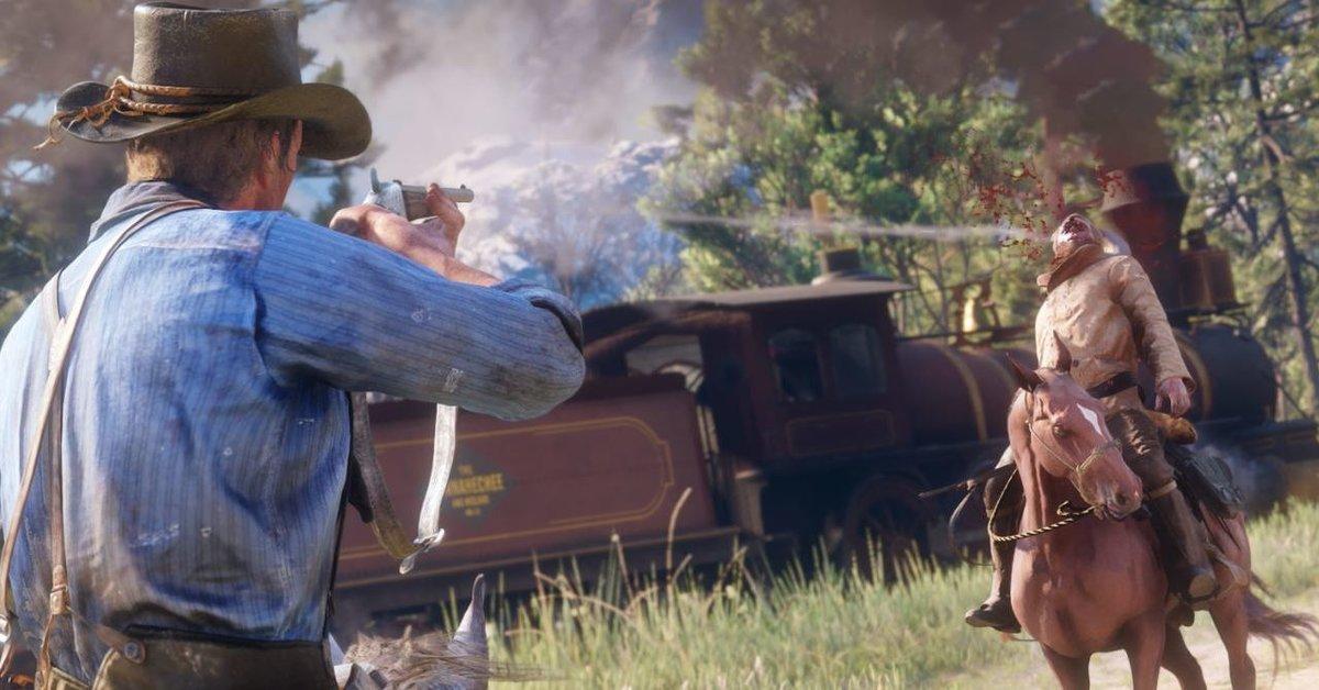 Diese Waffen gibt es in Red Dead Redemption 2