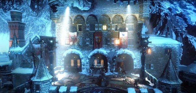 Black Ops 3 Zombies: Maps - Der Eisendrache.