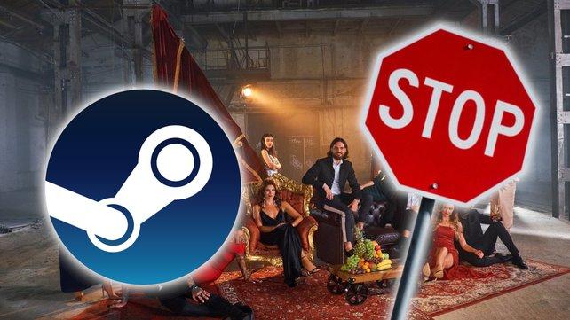 Steam trifft endgültige Entscheidung zu kontroversem Sex-Spiel. Bildquelle: Getty Images/ ronniechua