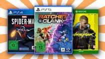 <span>3-für-2-Aktion bei MediaMarkt:</span> PC-, Xbox-, PS4- und PS5-Spiele im Sparpaket