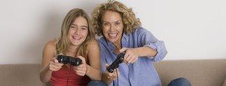 """Kolumnen: """"Meine Mutter ist die krasseste Gamerin"""""""
