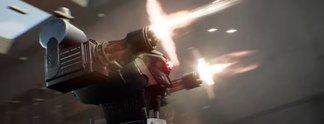 Shooter-Game für PC, PS4 und Xbox One angekündigt