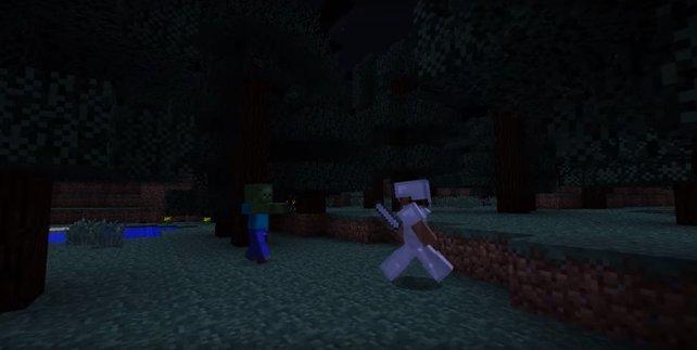 Bei Minecraft könnt ihr zwischen verschiednenen Spielmodi wählen.