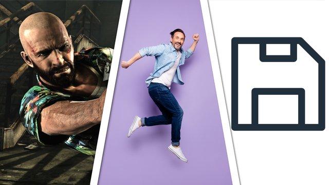 Zeitlupenfunktion, Quicksaves, Doppelsprung – die Welt der Videospiele ist vollgestopft mit Features, die wir gerne im echten Leben hätten! (Bild: Rockstar Games / Getty Images – Deagreez; Sigit Mulyo Utomo)