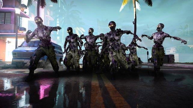 Zombies in Call of Duty: Black Ops Cold War - und ihr müsst sie erledigen. In dieser Woche sogar kostenlos.